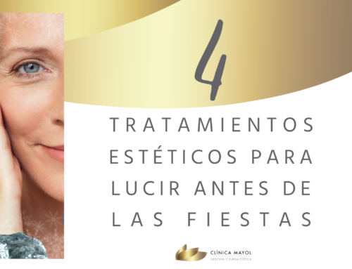 4 tratamientos estéticos para lucir durante las fiestas