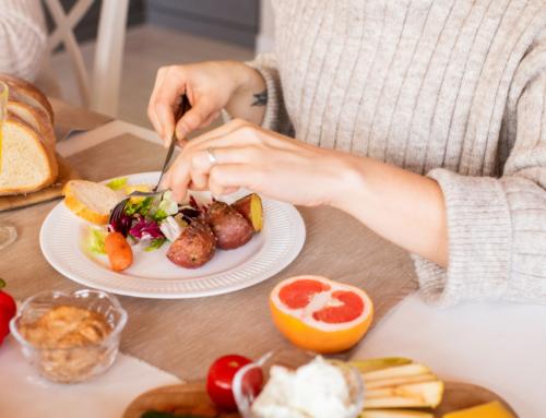 Indicadores de una alimentación saludable