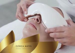 tratamiento facial eye massager